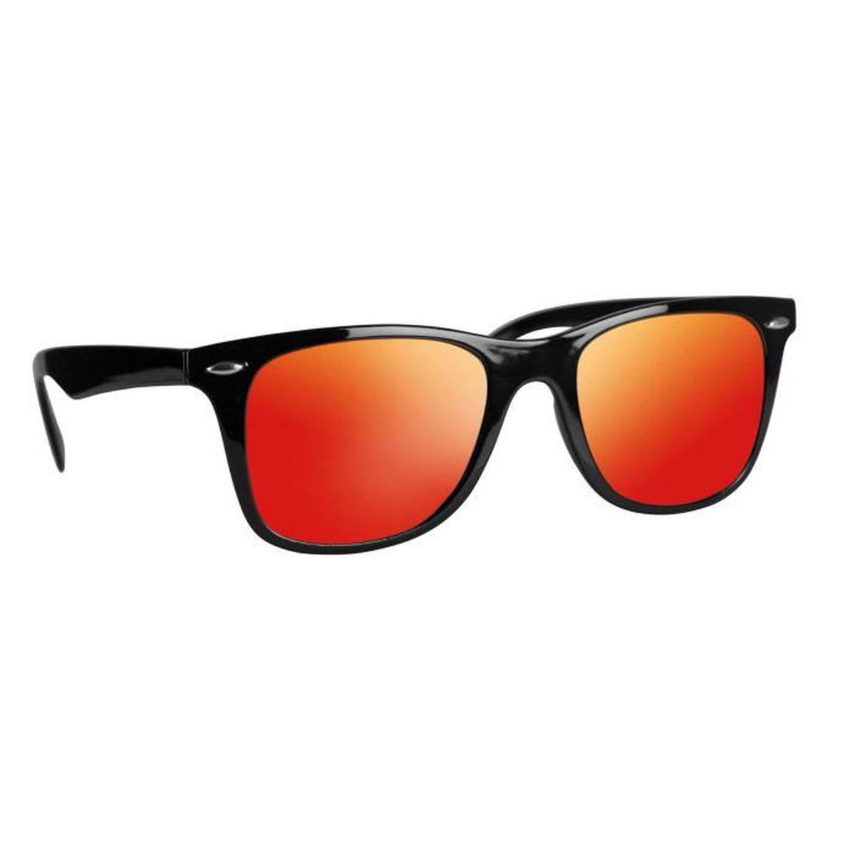 07f092d2aec Lunettes de soleil avec verres effet miroir - Achat   Vente lunettes ...