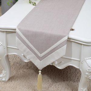 chemin de table 250 cm achat vente pas cher. Black Bedroom Furniture Sets. Home Design Ideas