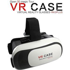 LUNETTES 3D VR Case Lunettes 3D casque 3D RK3Plus