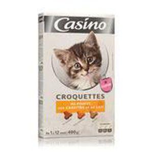 CROQUETTES Croquettes pour chaton 400 g