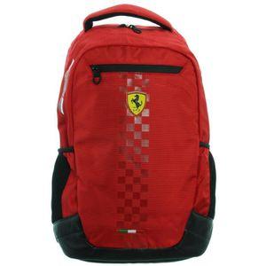 435eb60742 SAC À DOS Sac à dos Ferrari ref_46272 Rouge 34*41*15