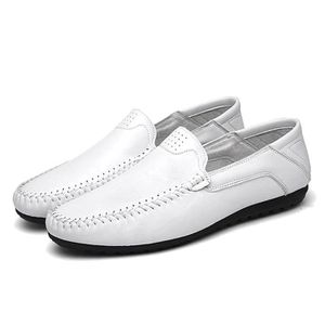 MOCASSIN Mocassin Hommes Comfortable Detente Chaussures WYS