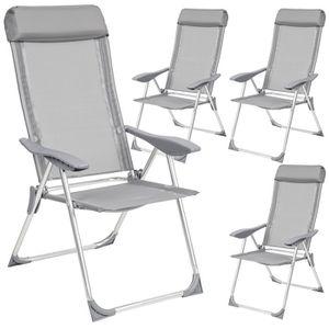 Ensemble table et chaise de jardin plastique - Achat / Vente ...