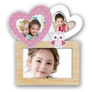 PÊLE-MÊLE PHOTO Cadre Photo Multivues Enfant Viola
