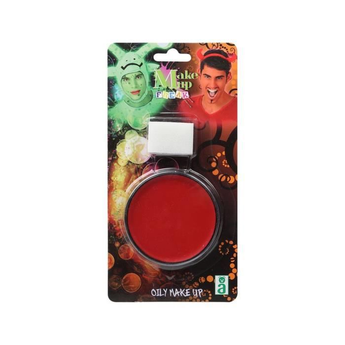 ATOSA - Maquillage cire Adultes - Rouge