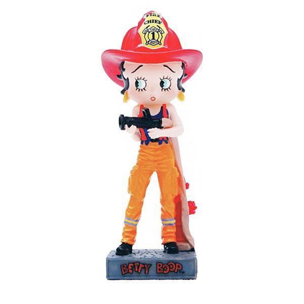 Statue de pompier - Achat / Vente Statue de pompier pas cher ...