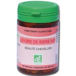 BEAUTÉ CHEVEUX-ONGLES GRAINE SAUVAGE - Levure de bière Bio - 60 gélules