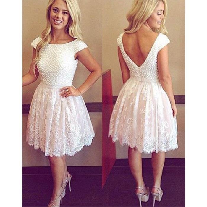 e7d7e307dacb Belle robe soiree courte – Robes de soirée élégantes populaires en ...