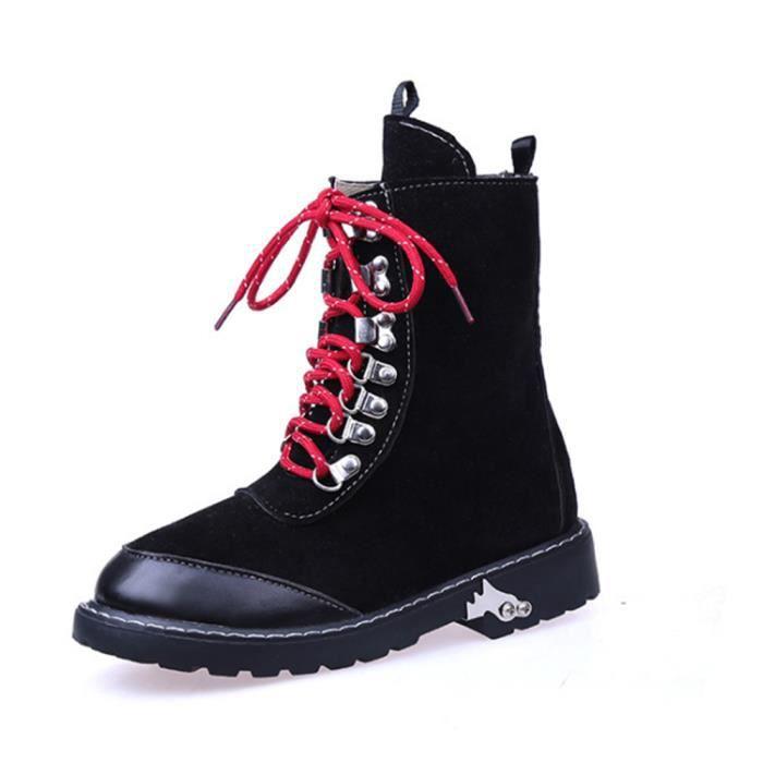 Femmes Botte Léger Classique Plus De Cachemire Bottine Meilleure Qualité Plus De Couleur Chaussure tendance Classique 35-43 se6L2Nlo