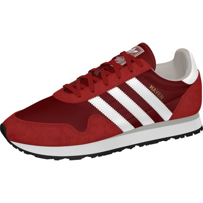 CHAUSSURES ADIDAS HAVEN ROUGE