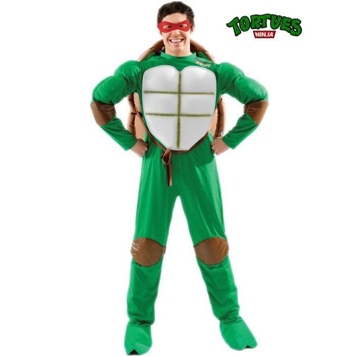 Deguisement tortue ninja adulte - Achat   Vente jeux et jouets pas chers 9d6ecdc2d328
