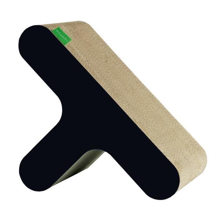 Griffoir Design Pour Chat Cacta - Noir