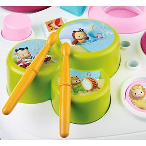 table activite bebe achat vente jeux et jouets pas chers. Black Bedroom Furniture Sets. Home Design Ideas