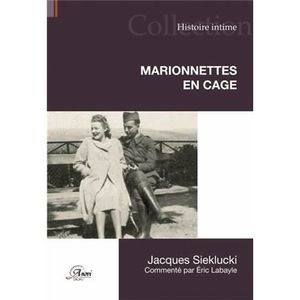 LIVRE HISTOIRE FRANCE Marionnettes en cage
