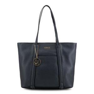 SAC À MAIN sac à main bleu armani jeans ref 922341_CD81