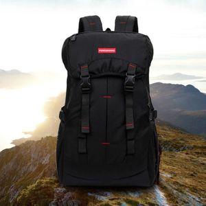 SAC À DOS DE RANDONNÉE Napoulen®50L Extérieur sac de randonnée camping vo