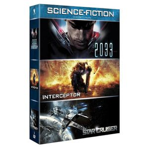 DVD FILM DVD - Science Fiction n° 2 : Star Cruiser + The In