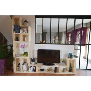 Meuble bois massif achat vente pas cher - Salon du meuble nantes ...