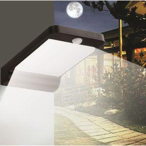 APPLIQUE EXTÉRIEURE NITYAM Applique solaire LED SMD avec detecteur - A