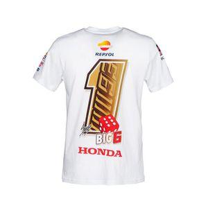 T-SHIRT T-shirt MotoGP homme MM93 Marc Marquez Champion du f7c131a05713