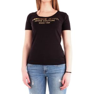 0a256d0d96c6c5 Shirt T Coton Noir Versace Femme Jeans B2htb7k136278899 n0Okw8PX