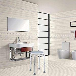 ASSISE BAIN - DOUCHE  Chaise de douche pivotant à 360 ° Salle de bains R