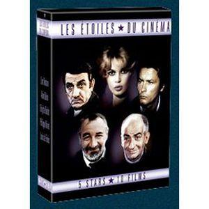 DVD FILM Coffret étoiles du cinéma (10 DVD)