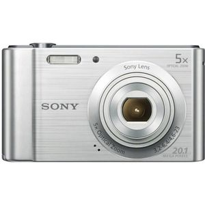 APPAREIL PHOTO COMPACT Sony Cyber-shot DSC-W800 Silver - CCD 20MP Zoom 5x