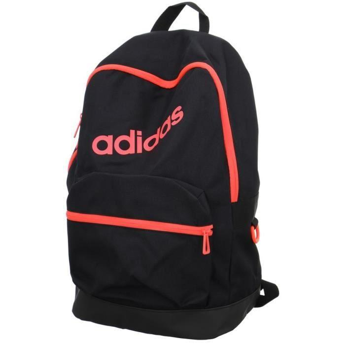 db6333af8a Sacs femme Adidas BP Daily Sport Noir - Achat / Vente sac à dos ...