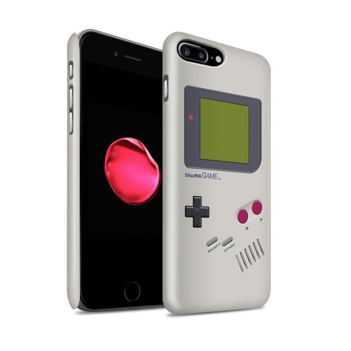 coque iphone 8 gameboy