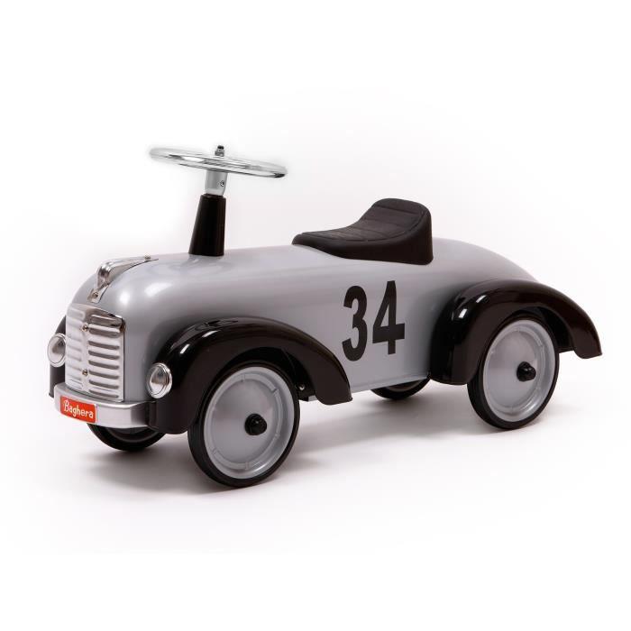 BAGHERA Porteur Silver - Achat   Vente porteur - pousseur - Cdiscount 3d39f2eef1c