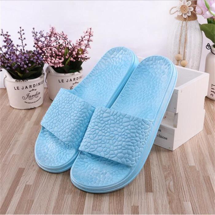 Femmes Sandales Marque De Luxe Durable Antidérapant Sandale Qualité Supérieure Supérieure Femme Sandale Grande Taille 36-41 eweXbo