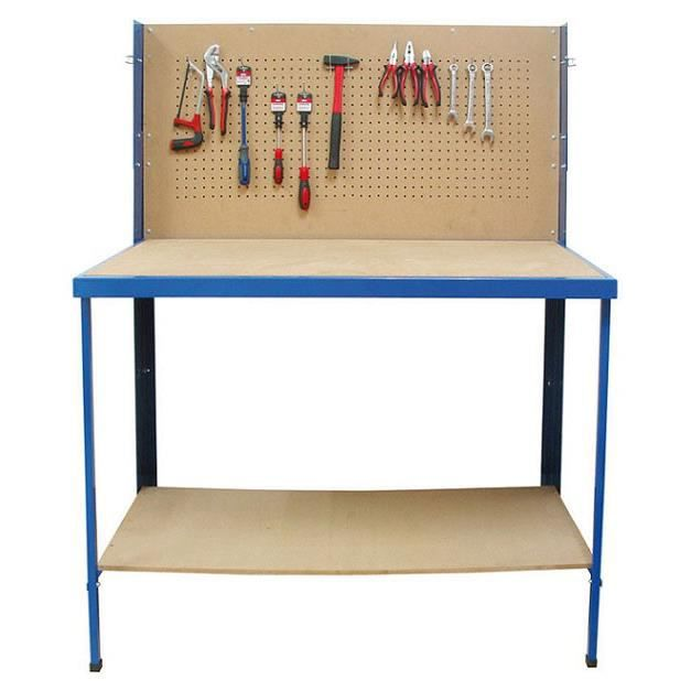 etabli mural pliant achat vente etabli meuble. Black Bedroom Furniture Sets. Home Design Ideas