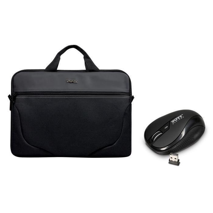 SACOCHE INFORMATIQUE PORT DESIGNS Sacoche pour ordinateur portable PORT