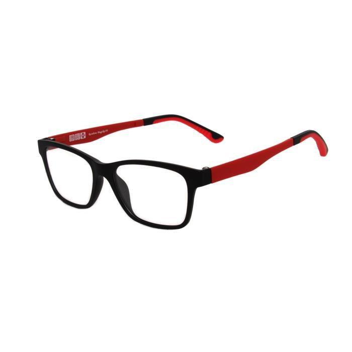 0876edaea07 LUNETTES DE VUE Rainbow safety Monture Optique avec Clip de Soleil