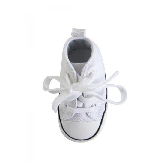 3967cb5902fca CONVERSE - Baskets bébé fille to… Blanc Blanc - Achat   Vente basket -  Soldes  dès le 9 janvier ! Cdiscount