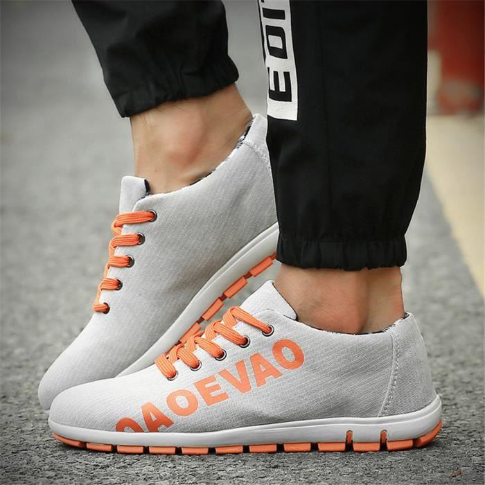 Chaussures de course Hommes Antidérapant csemelles de Caoutchou Basket Mode résistantes à l'usure Sneaker de sport Plus De