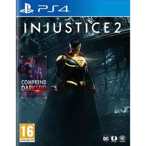 JEU PS4 Injustice 2 Jeu PS4