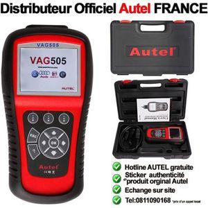 AUTEL VAG505 MaxiService Appareil Diagnostic de Pannes Autolink
