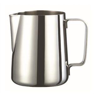 MOUSSEUR À LAIT  350ml de lait en acier inoxydable Verser Pot tasse
