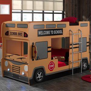 lit bus achat vente pas cher. Black Bedroom Furniture Sets. Home Design Ideas