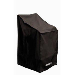 HOUSSE MEUBLE JARDIN Bosmere D570 Storm Black Housse Pour Chaise Pliant