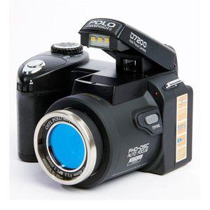 CAMÉRA SPORT Caméra numérique DSLR Caméscope 24X POLO D7200 33M