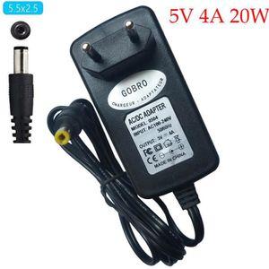 CHARGEUR - ADAPTATEUR  5V 4A 20W AC Adaptateur Alimentation adaptateur-tr