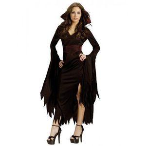 ACCESSOIRE DÉGUISEMENT Déguisement gothique de vampire d'Halloween pour f