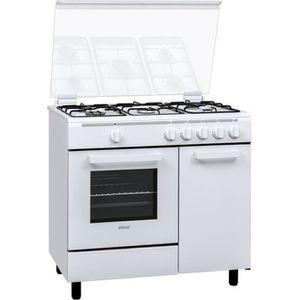 CUISINIÈRE - PIANO SOGELUX Cuisinière à gaz CG9500 Butanette blanche