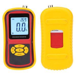 MESURE THERMIQUE GM640 L'humidimètre de Grain numérique Portable av