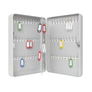 ARMOIRE - BOITE A CLÉ Wedo 10260837X Armoire à clés pour 110 clés 28,0 x