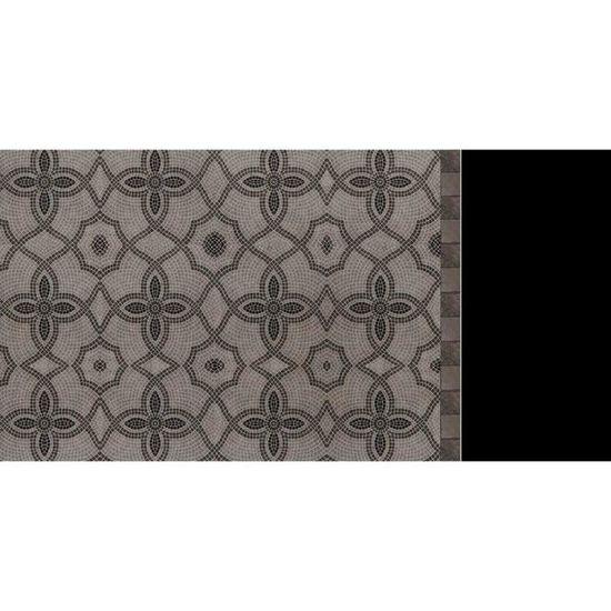 Tapis Interieur Exterieur En Vinyle Carrelage Oriental Achat