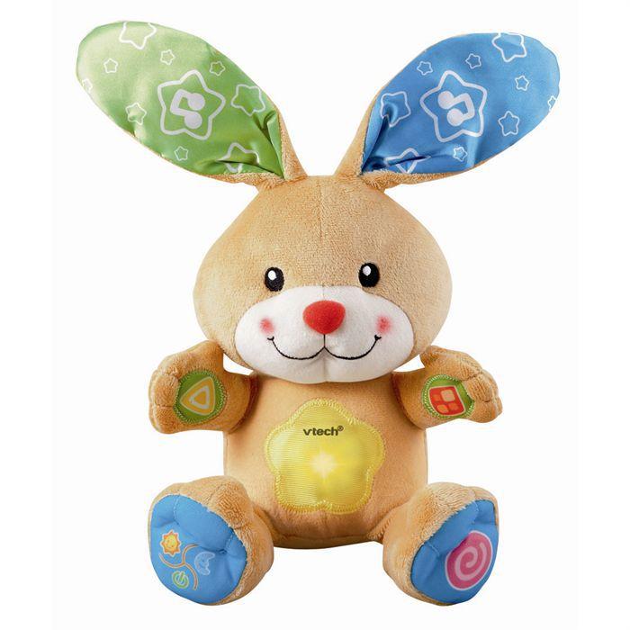 VTECH BABY - Mon lapin cache-cache câlin